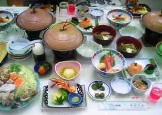 那珂川苑夕食.JPG